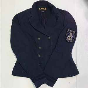 Ralph Lauren Rugby Double Breasted Jacket